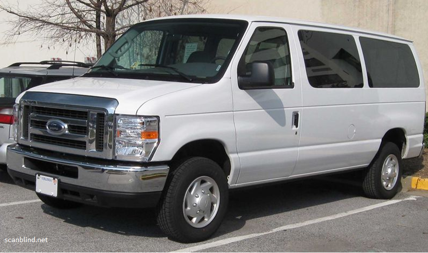 2011 Ford E-Series - Big Van Dependability