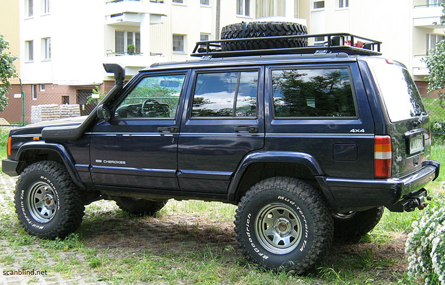 Change Your Jeep Cherokee