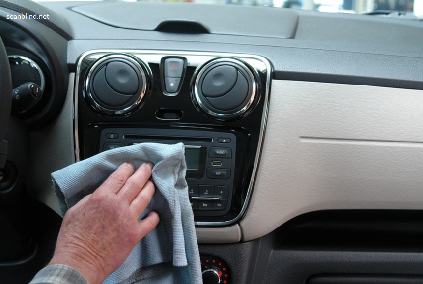 Cleaning Your Car's Interior