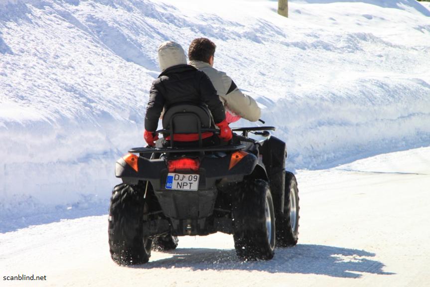Fun Facts about ATV snow furrows