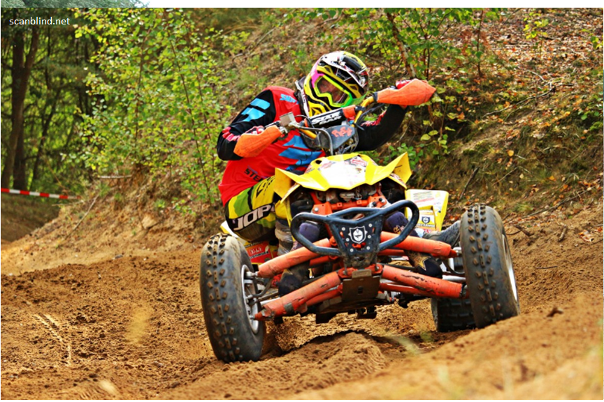 The Matter of Safety in ATV Racing