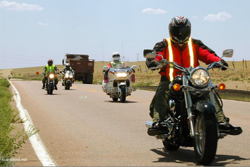 Tips for Safety on Motorcycles