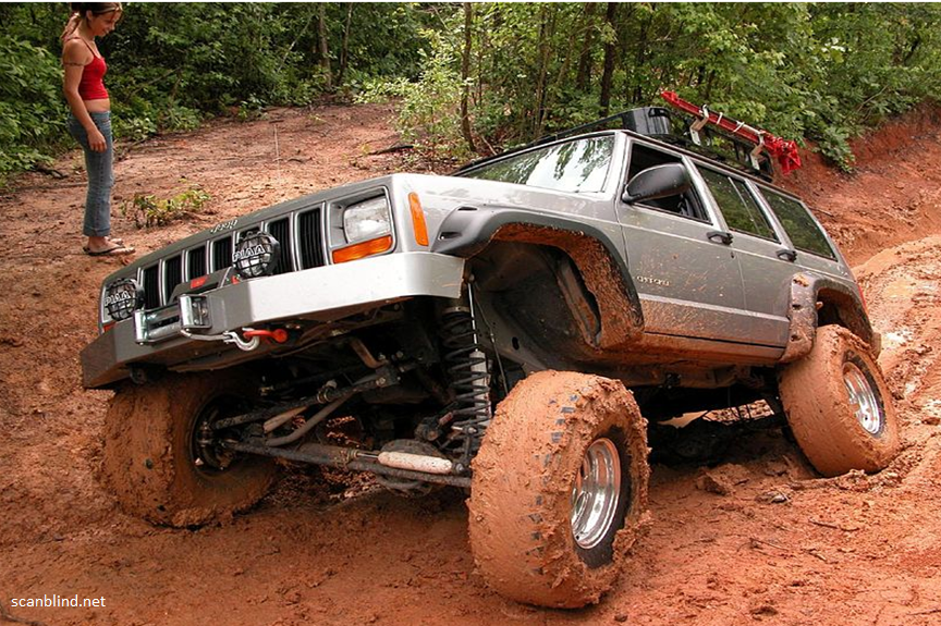 Top Off-Road Modifications